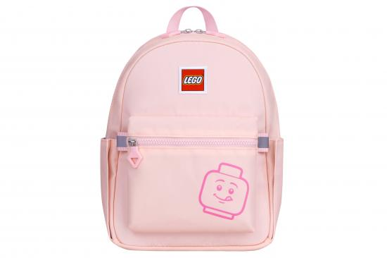 Rucsac Casual LEGO Tribini Joy Small - design Emoji - roz pastel