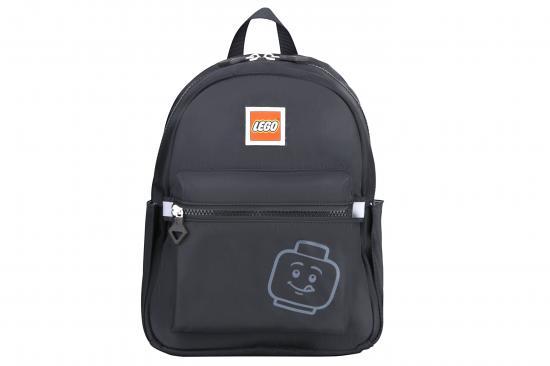 Rucsac Casual LEGO Tribini Joy Small - design Emoji - negru