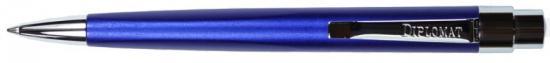 DIPLOMAT Magnum - Indigo Blue - pix