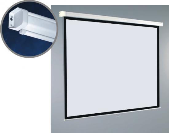 Ecran proiectie de perete 203 x 203 cm, SMIT