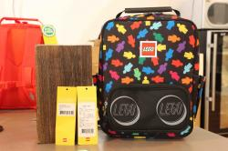 Rucsac Casual LEGO Tribini Classic Small - design Filled Minifigure - multicolor