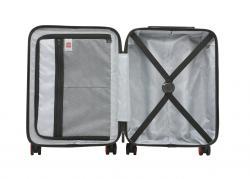 Troller 20 inch, material 80%PC/20%ABS, LEGO Urban - negru cu rosu