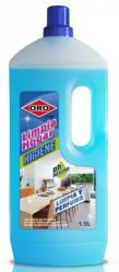 Solutie universala, pentru pardoseli si suprafete delicate, 1.5 litri, ph neutru, ORO Hygiene