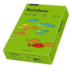 Hartie color copiator, A4,80gr/mp,500 coli/top,Rainbow - verde intens 88042673
