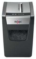 Distrugator documente REXEL MOMENTUM subtire X410-SL, 10 coli, P4, cross-cut (confeti)