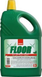 Detergent pentru pardoseli cu ulei de pin, 3L, SANO FLOOR CLEANER