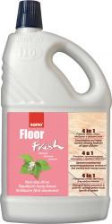 Detergent pentru pardoseli, curata si parfumeaza, 2 litri, SANO Floor Fresh - jasmin