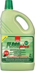 Detergent pentru pardoseli, curata, parfumeaza si respinge insectele, 2 litri, SANO Floor Plus