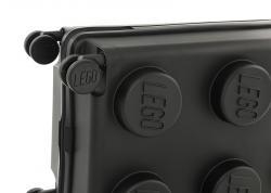 Troller 20 inch, material PP, LEGO Signature - negru