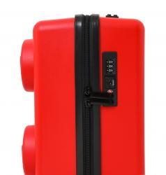 Troller 20 inch, material PP, LEGO Signature - rosu